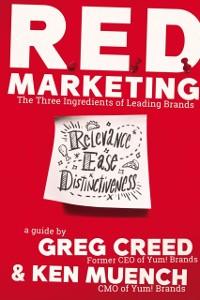 Cover R.E.D. Marketing