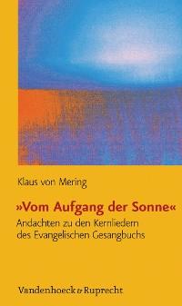 Cover 'Vom Aufgang der Sonne'