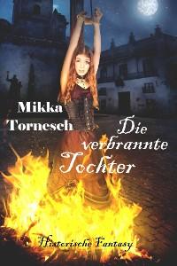 Cover Die verbrannte Tochter