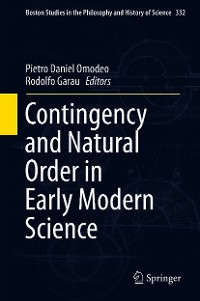 Cover Contingency and Natural Order in Early Modern Science