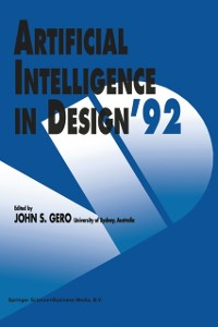 Cover Artificial Intelligence in Design '92