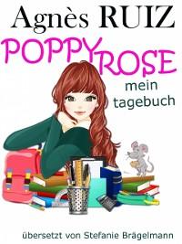 Cover Poppy Rose, Mein Tagebuch