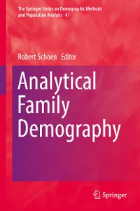 Cover Analytical Family Demography