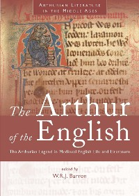 Cover The Arthur of the English
