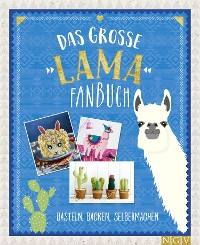 Cover Das große Lama Fanbuch