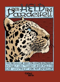 Cover Der Held im Pardelfell