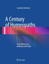 Cover A Century of Homeopaths