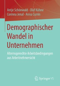 Cover Demographischer Wandel in Unternehmen