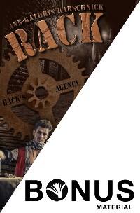 Cover RACK - Bonusmaterial zur Steampunk-Serie