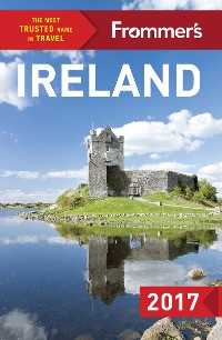 Cover Frommer's Ireland 2017