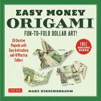 Cover Easy Money Origami Ebook