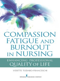 Cover Compassion Fatigue and Burnout in Nursing