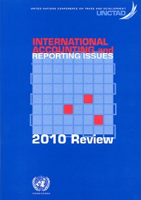 Cover International Accounting and Reporting Issues