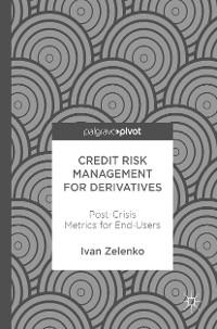 Cover Credit Risk Management for Derivatives
