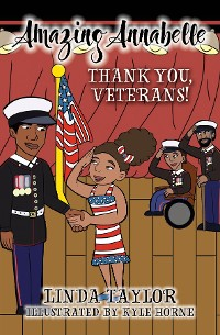 Cover Amazing Annabelle-Thank You, Veterans!