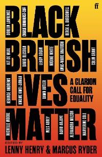 Cover Black British Lives Matter