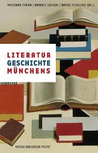 Cover Literaturgeschichte Münchens