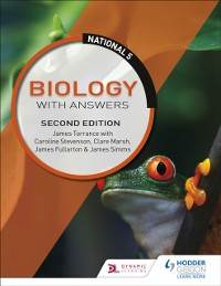 Cover National 5 Biology with Answers: Second Edition