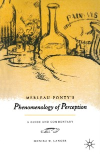 Cover Merleau-Ponty's &quote;Phenomenology of Perception&quote;