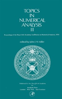 Cover Topics in Numerical Analysis II