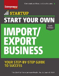 Cover Start Your Own Import/Export Business