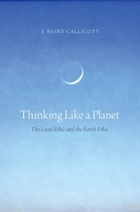 Cover Thinking Like a Planet
