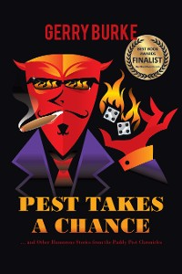 Cover Pest Takes a Chance