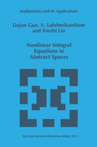 Cover Nonlinear Integral Equations in Abstract Spaces