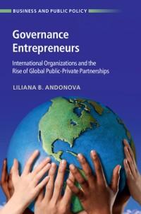 Cover Governance Entrepreneurs