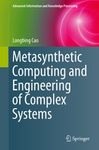 Cover Metasynthetic Computing and Engineering of Complex Systems