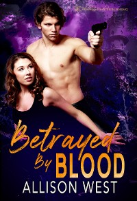 Cover Betrayed by Blood