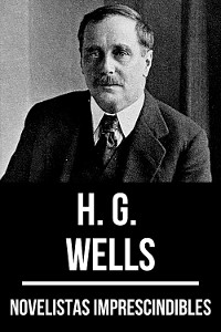 Cover Novelistas Imprescindibles - H. G. Wells
