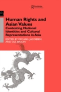 Cover Human Rights and Asian Values