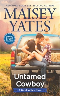 Cover Untamed Cowboy