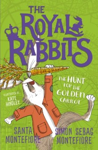Cover Royal Rabbits: The Hunt for the Golden Carrot