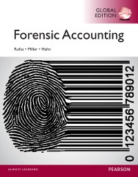 Cover Forensic Accounting, Global Edition