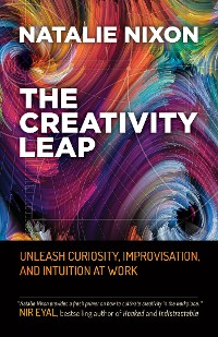 Cover The Creativity Leap