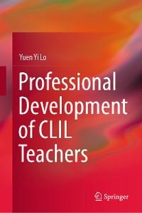 Cover Professional Development of CLIL Teachers