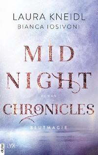 Cover Midnight Chronicles - Blutmagie