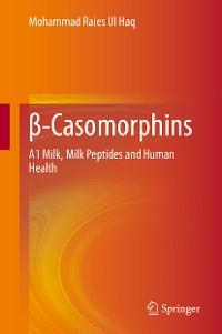 Cover β-Casomorphins