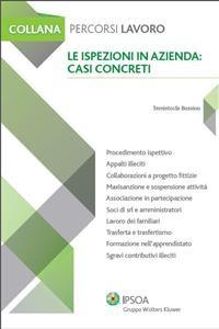 Cover Le ispezioni in azienda: casi concreti