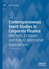 Cover Contemporaneous Event Studies in Corporate Finance