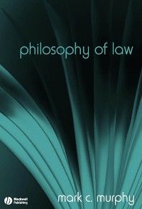 Cover Philosophy of Law
