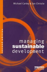 Cover Managing Sustainable Development