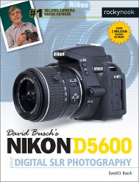 Cover David Busch's Nikon D5600 Guide to Digital SLR Photography