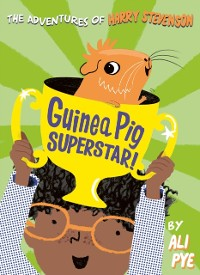 Cover Guinea Pig Superstar!
