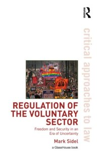 Cover Regulation of the Voluntary Sector