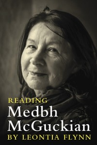 Cover Reading Medbh McGuckian