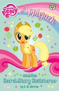 Cover Applejack and the Secret Diary Switcheroo