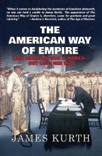 Cover The American Way of Empire